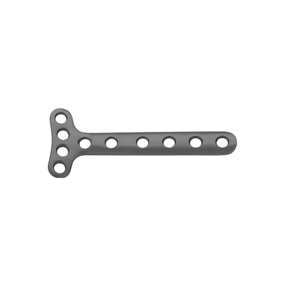 Small T-shaped Locking Plate