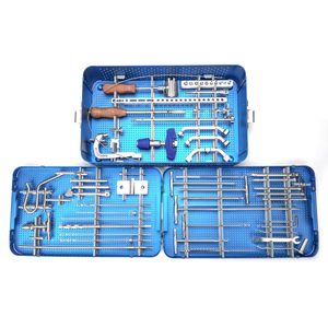New Tibia Intramedullary Nail Instrument Set