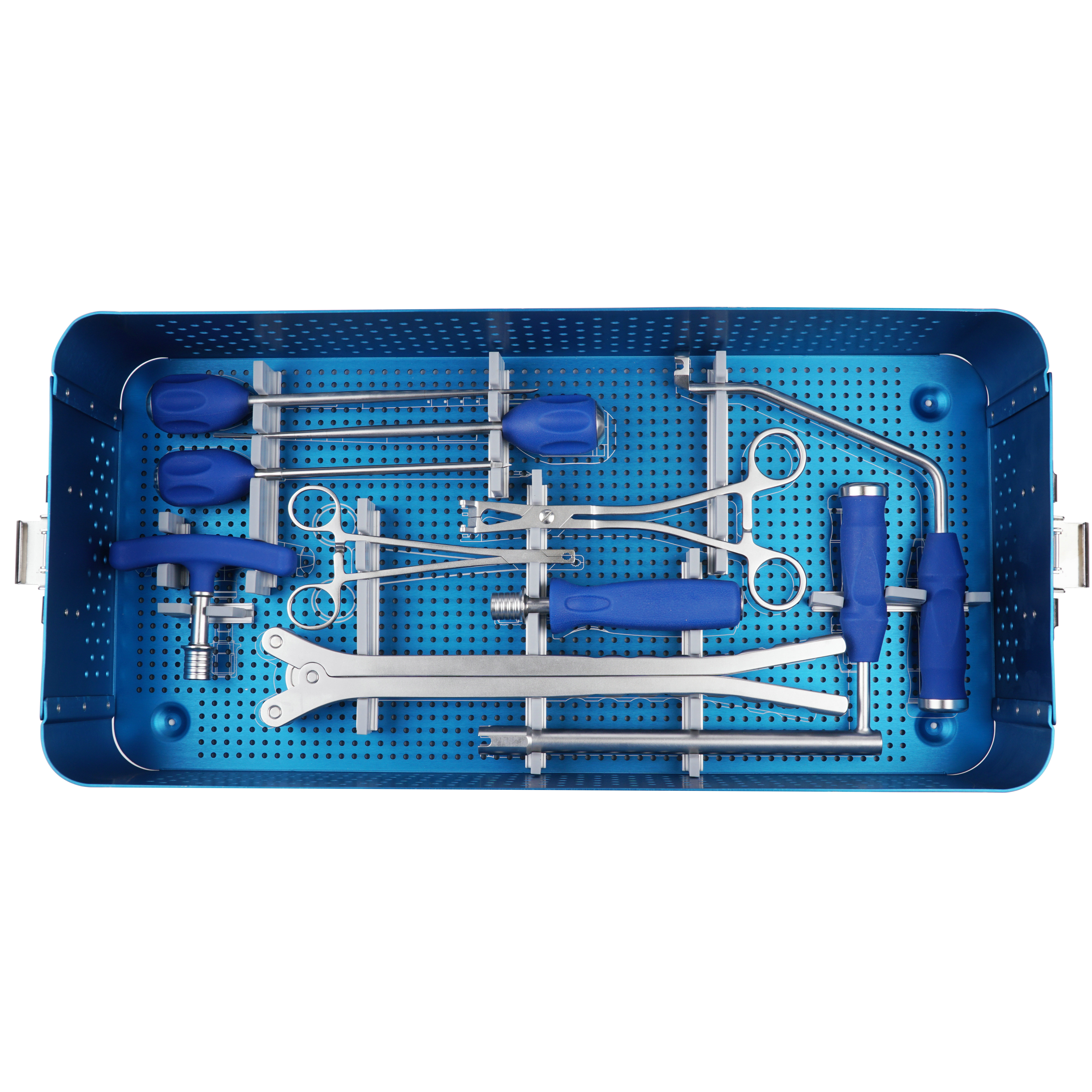 Spinal Pedicle Screw System Instrument Set