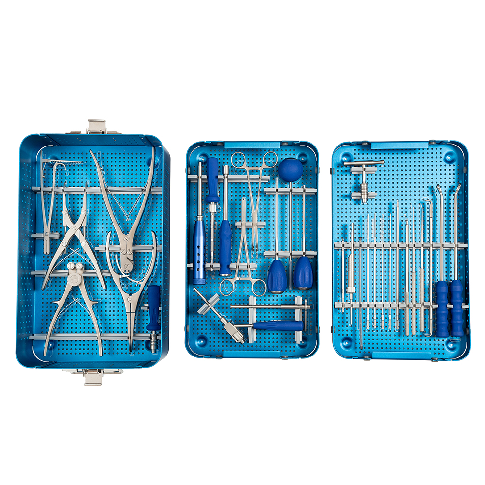 Posterior Cervical Fixation System Instrument Set